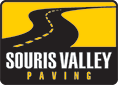Souris Valley Paving Logo